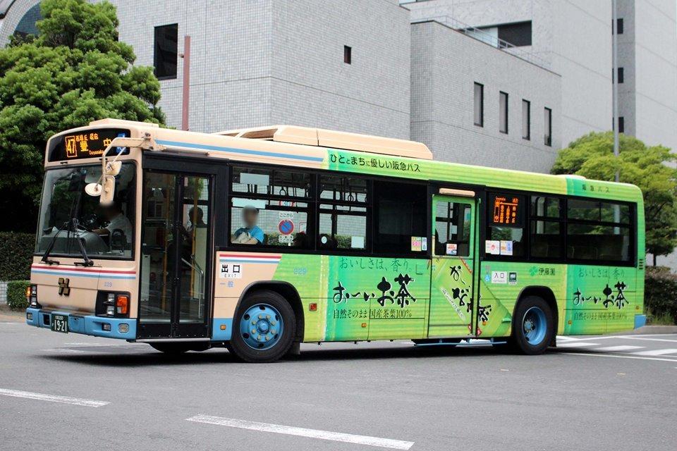 阪急バス 229