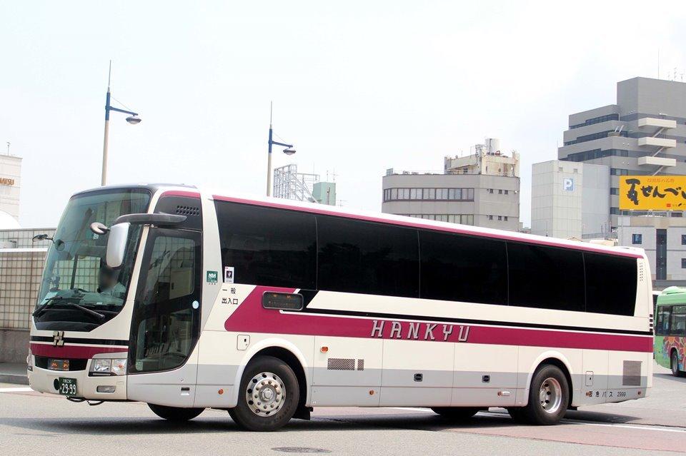阪急バス 2999