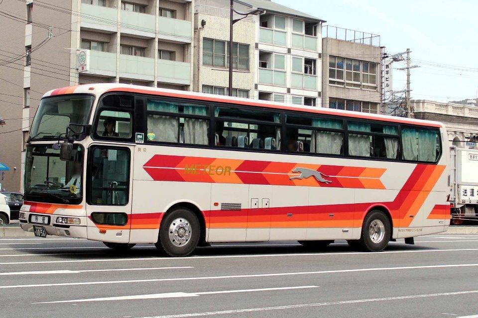 帝産観光バス名古屋 MT212