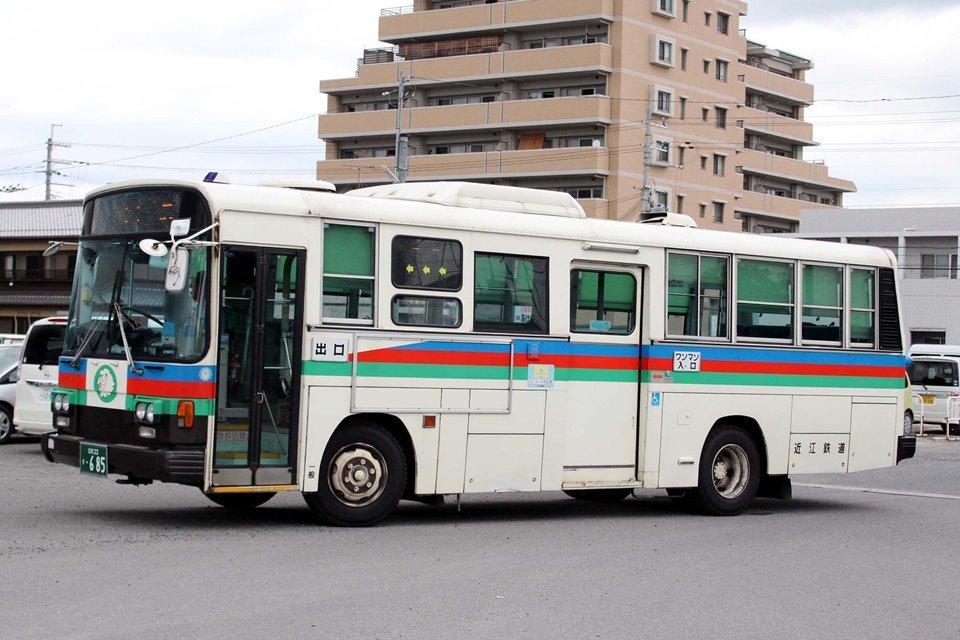近江鉄道 き685