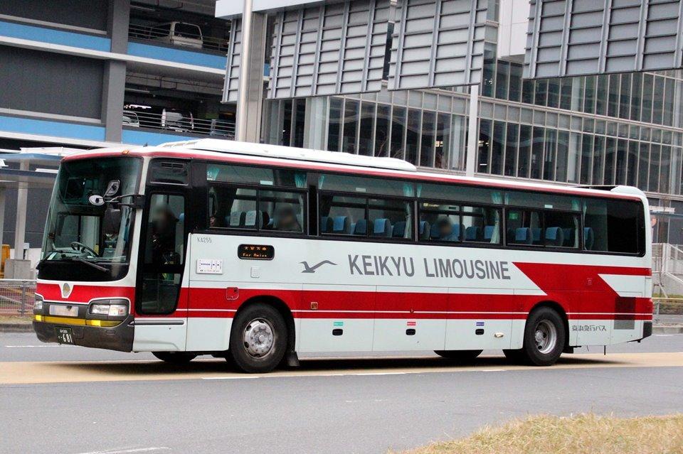 京浜急行バス K4255