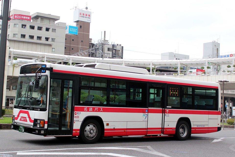 名鉄バス 1626