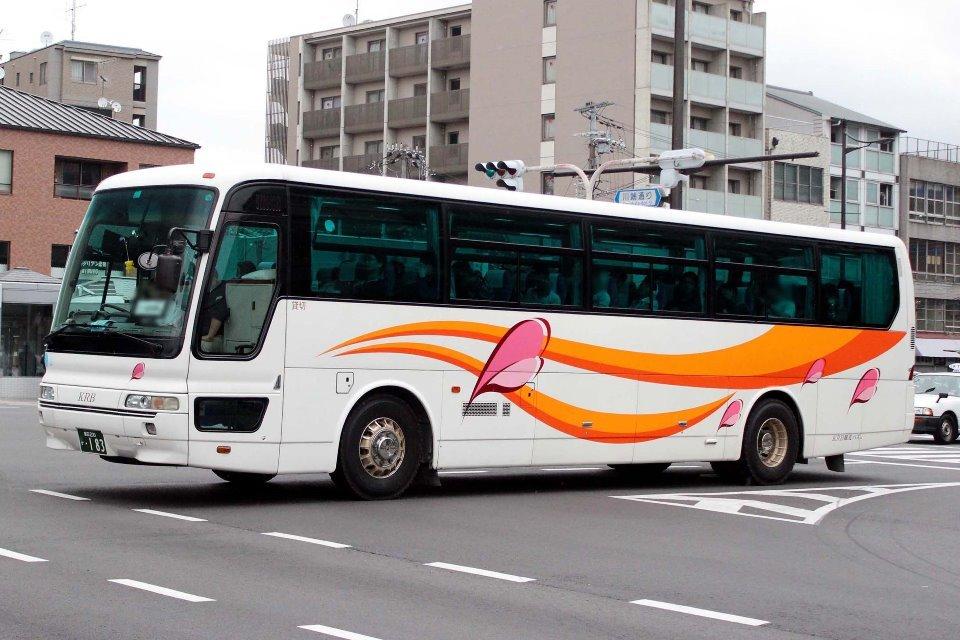 KRB観光バス か183
