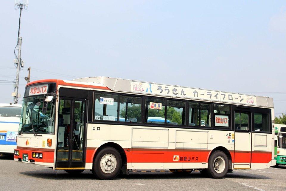 和歌山バス き605