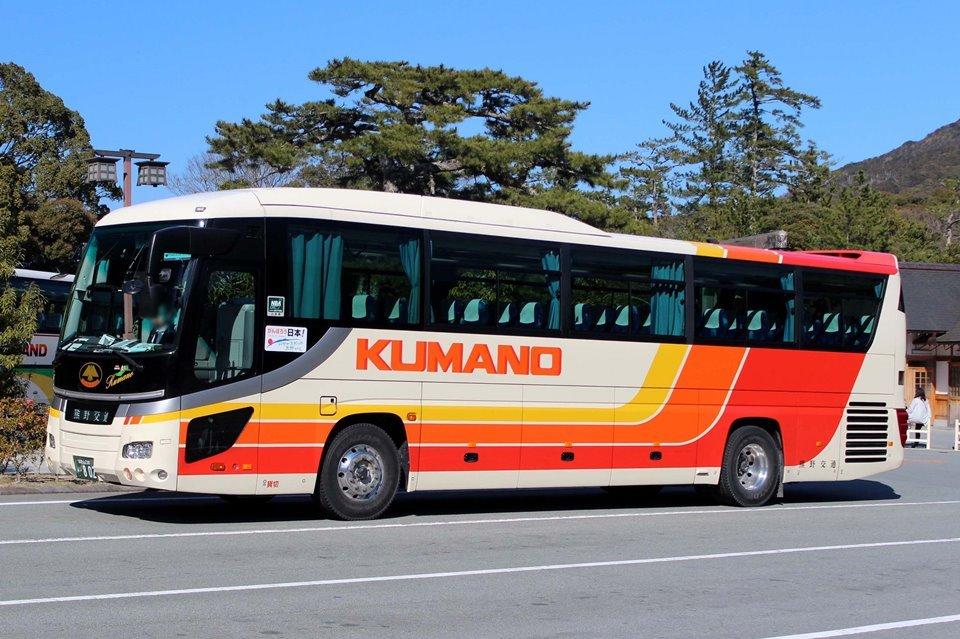 熊野交通 あ802