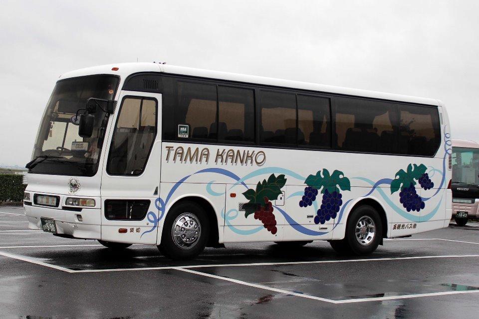 玉観光バス か590