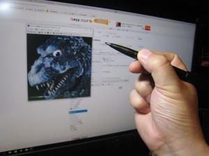 プロフィール用画像 手描きにチャレンジ