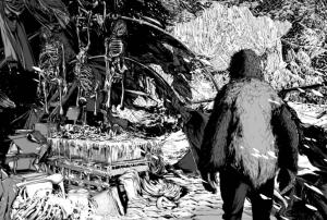 ドラえもん のび太の南極カチコチ大冒険 狂気の山脈にて 田辺ビジュアル