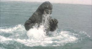 G1991 ゴジラ浮上
