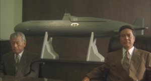G1991 核ミサイル搭載原潜