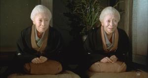 vsモスラ 八つ墓村の双子老婆