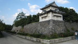 vsモスラ 名古屋城(実景)