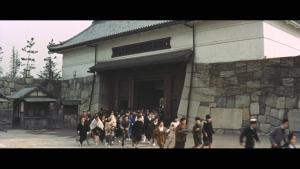 vsモスラ 名古屋城門(旧作)