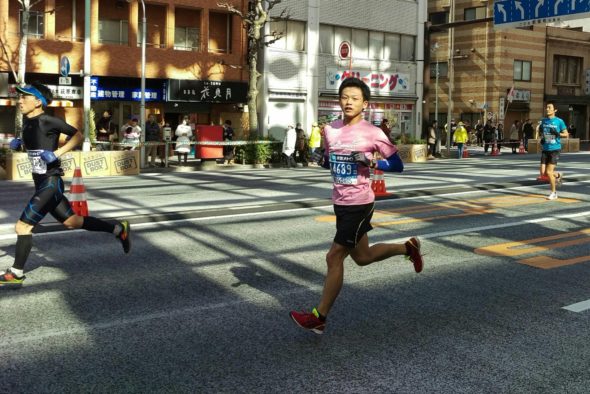 東京マラソン2017_3