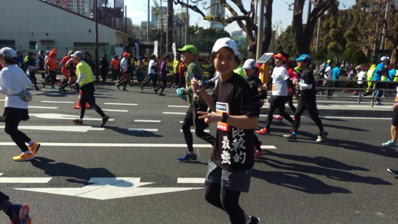東京マラソン2017_9