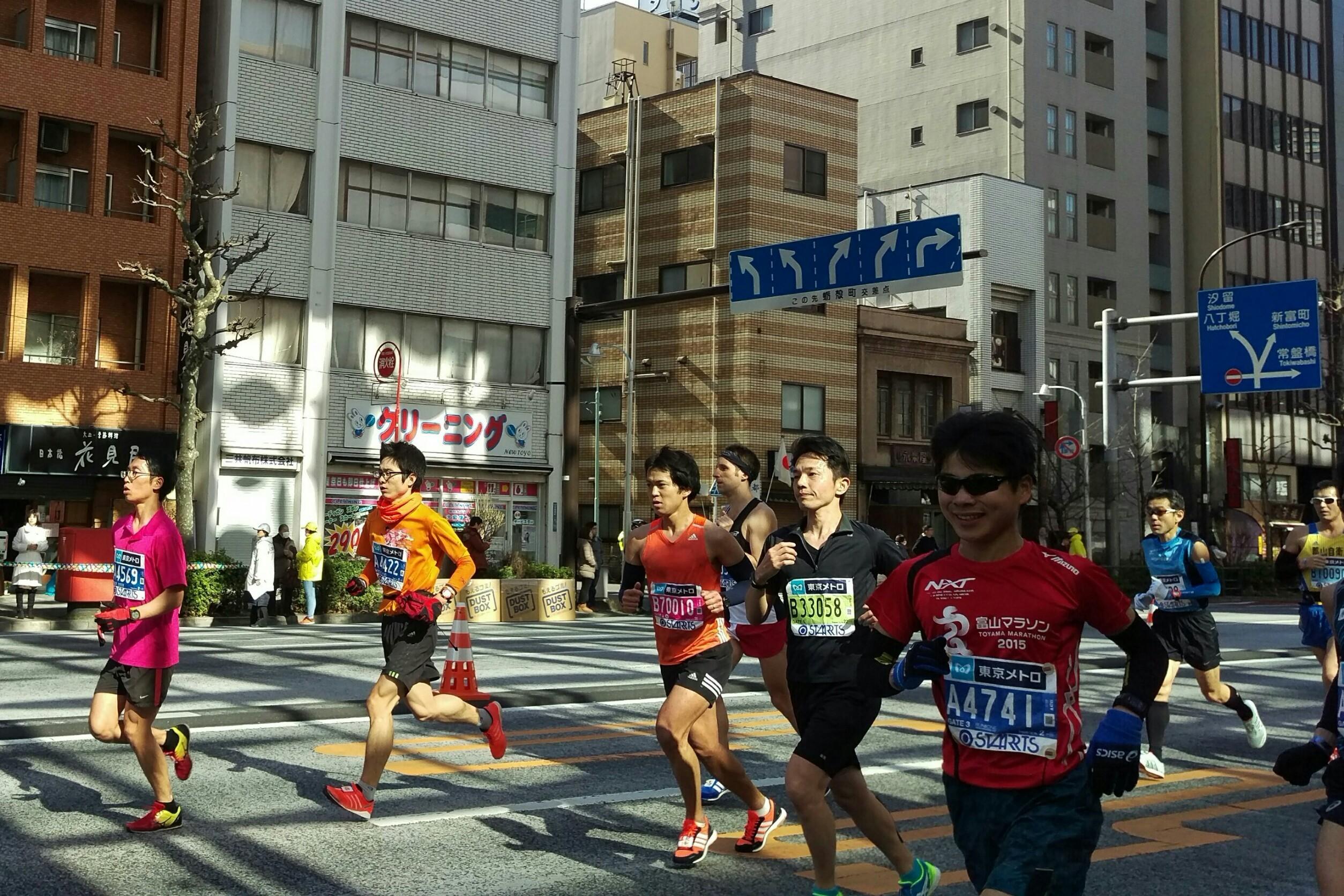 東京マラソン2017_4