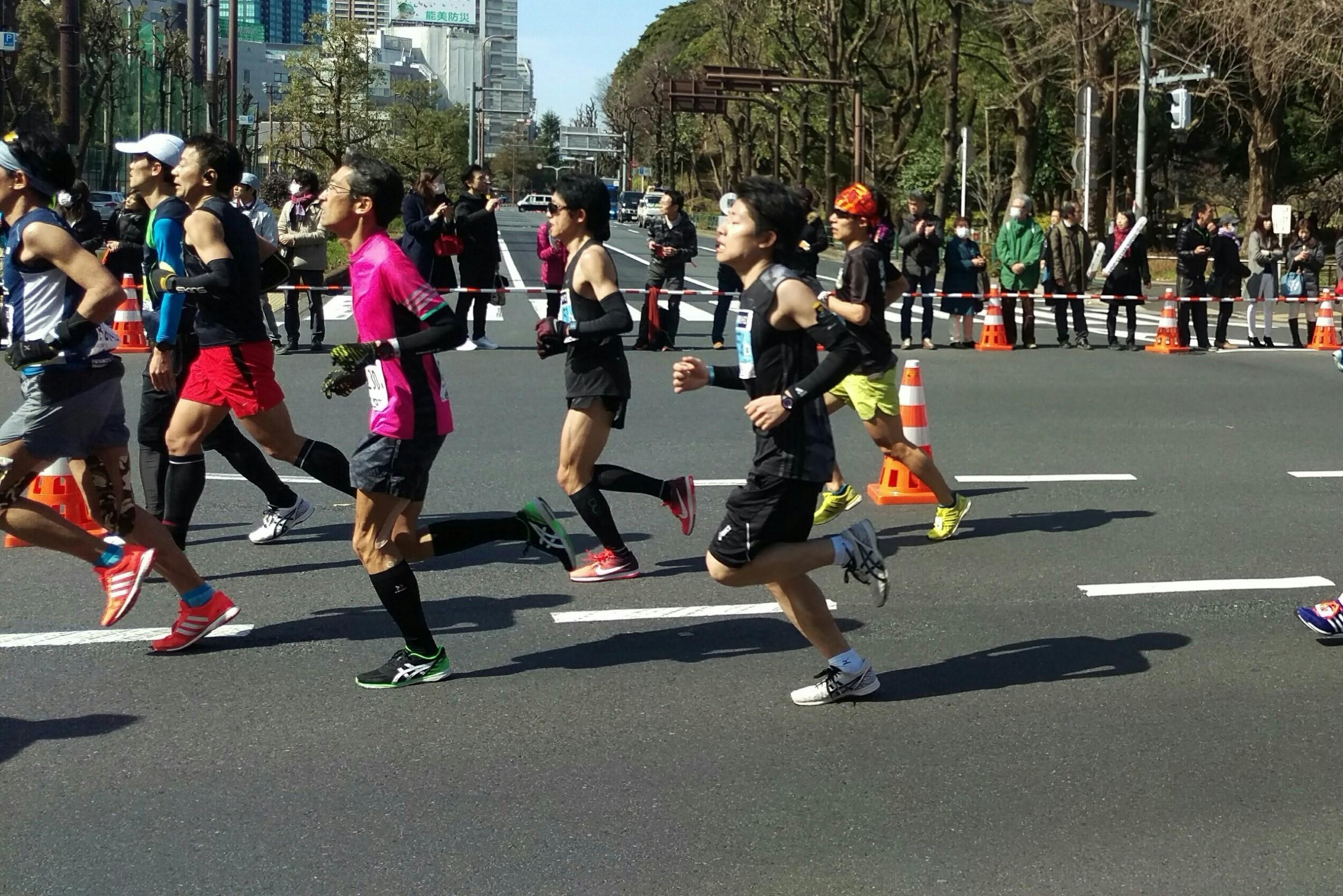 東京マラソン2017_7