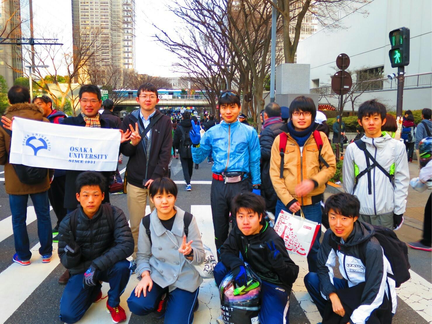 東京マラソン1日目_6