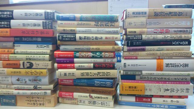 20170520_外国文学買取・岡山