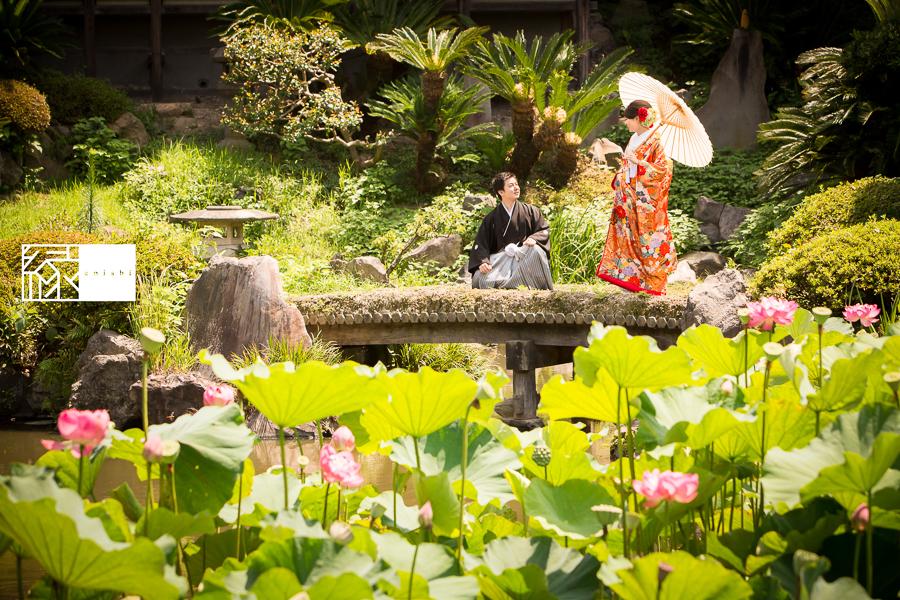 和装前撮り鎌倉夏06