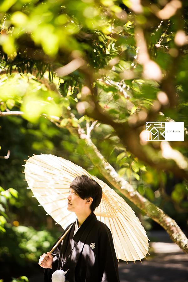 和装前撮り鎌倉夏20