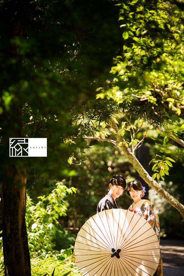 和装前撮り鎌倉夏18