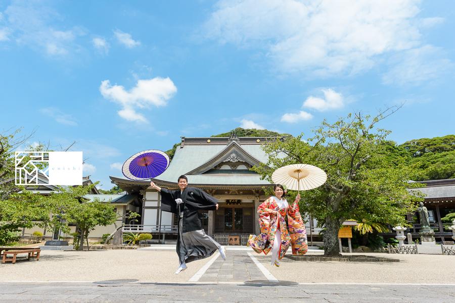 和装前撮り鎌倉夏29