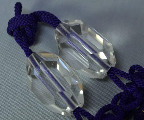 zz y風鎮 水晶 甲州産本水晶