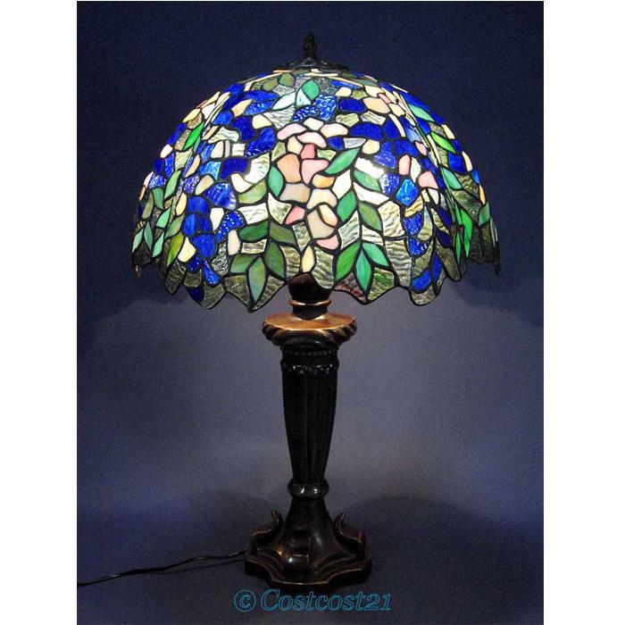 zzzz tl ティファニー・ランプ 46x71cm 7kg Tiffany Style Table Lamp