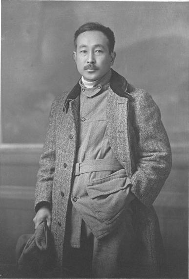 有島武郎の画像