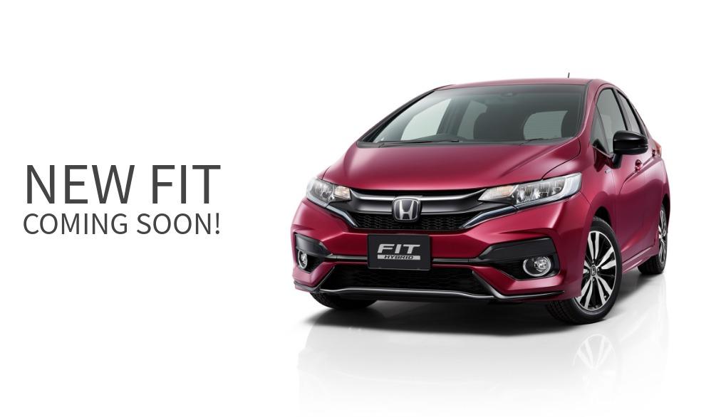 NEWフィット 先行情報サイト|フィット|Honda