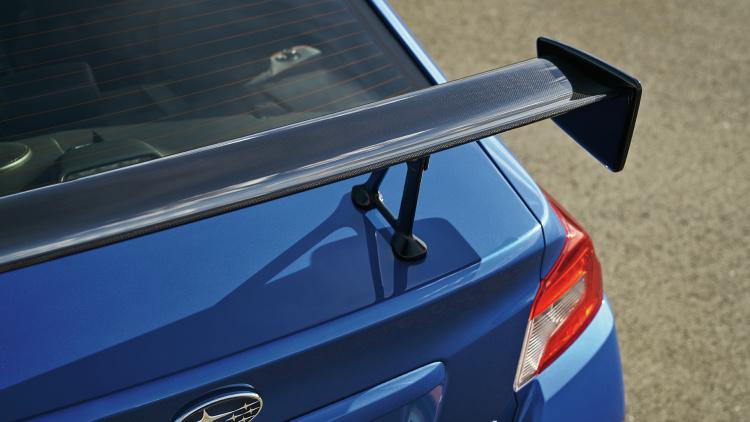 Subaru WRX STI Type RA-wing