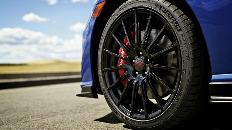 Subaru BRZ tS-wheel