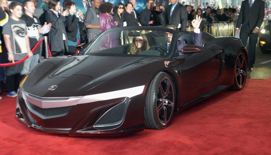 Acura NSX Roadster concept