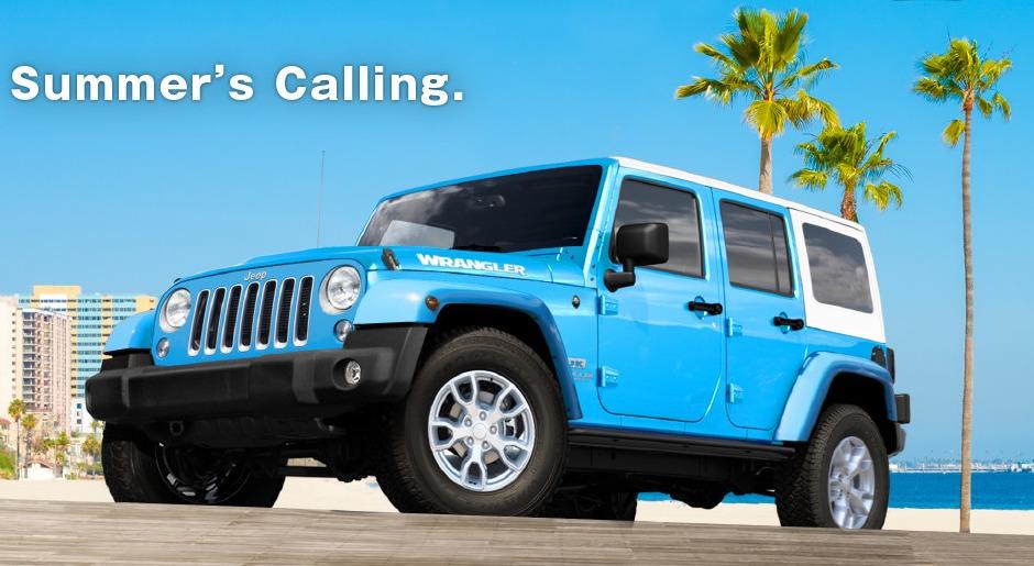 Jeep® Wrangler JK Jeep®