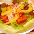 モスバーガー サラダセットのサラダ