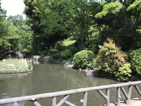 """""""有栖川宮記念公園(Arisugawa-no-miya"""