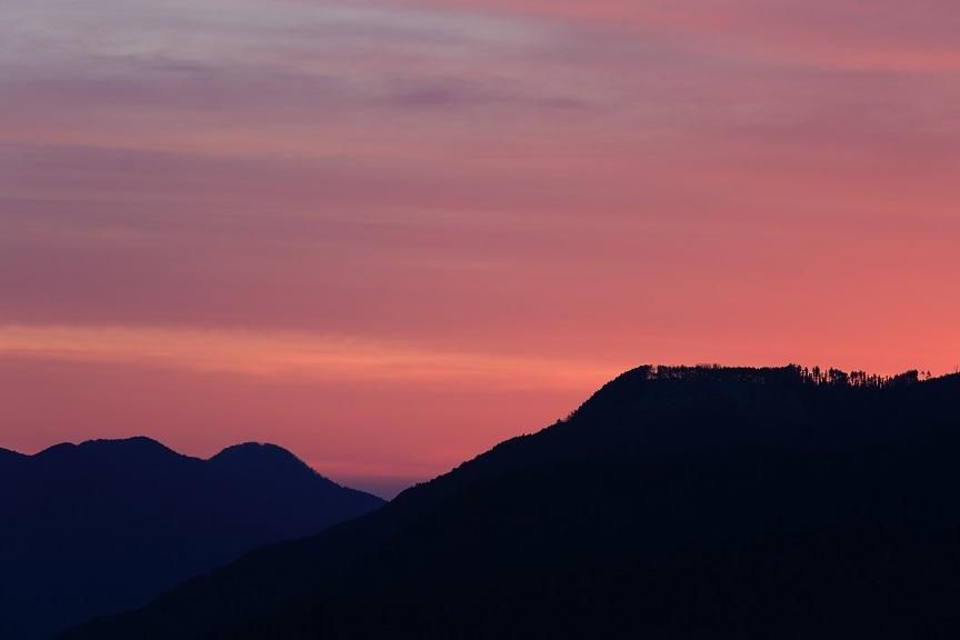 台高山脈、2