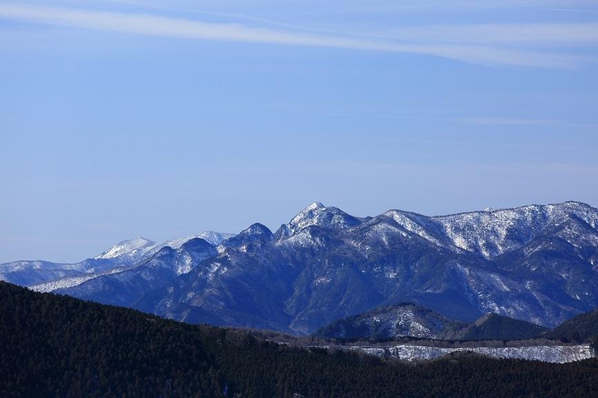 台高山脈、9