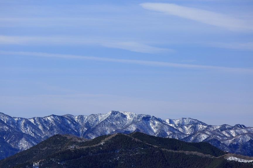 台高山脈、10