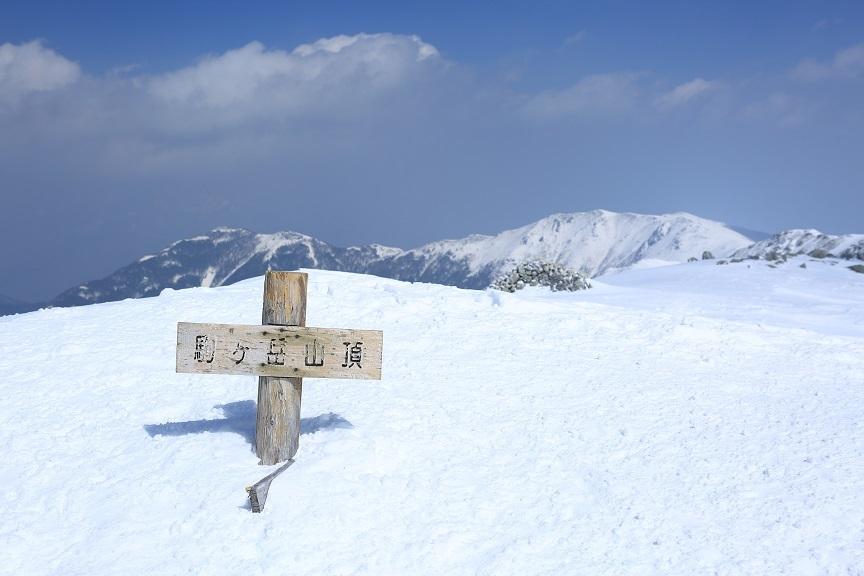 木曽駒ケ岳、24