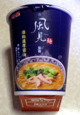 4/17発売 銀座 風見監修 酒粕濃厚醤油