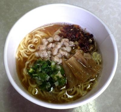 6/26発売 一度は食べたい名店の味 麺屋Hulu-lu監修の一杯 行列必至の中華SOBA(できあがり)