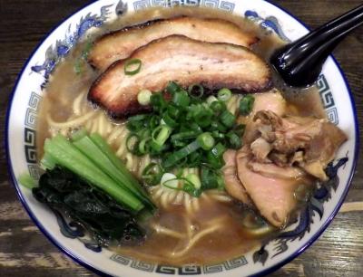 綿麺 フライデーナイト Part129 (17/5/12) 濃口醤油ら~めん