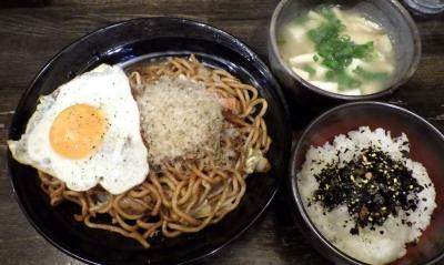 綿麺 フライデーナイト Part130 (17/5/26) まつばら焼きそば定食