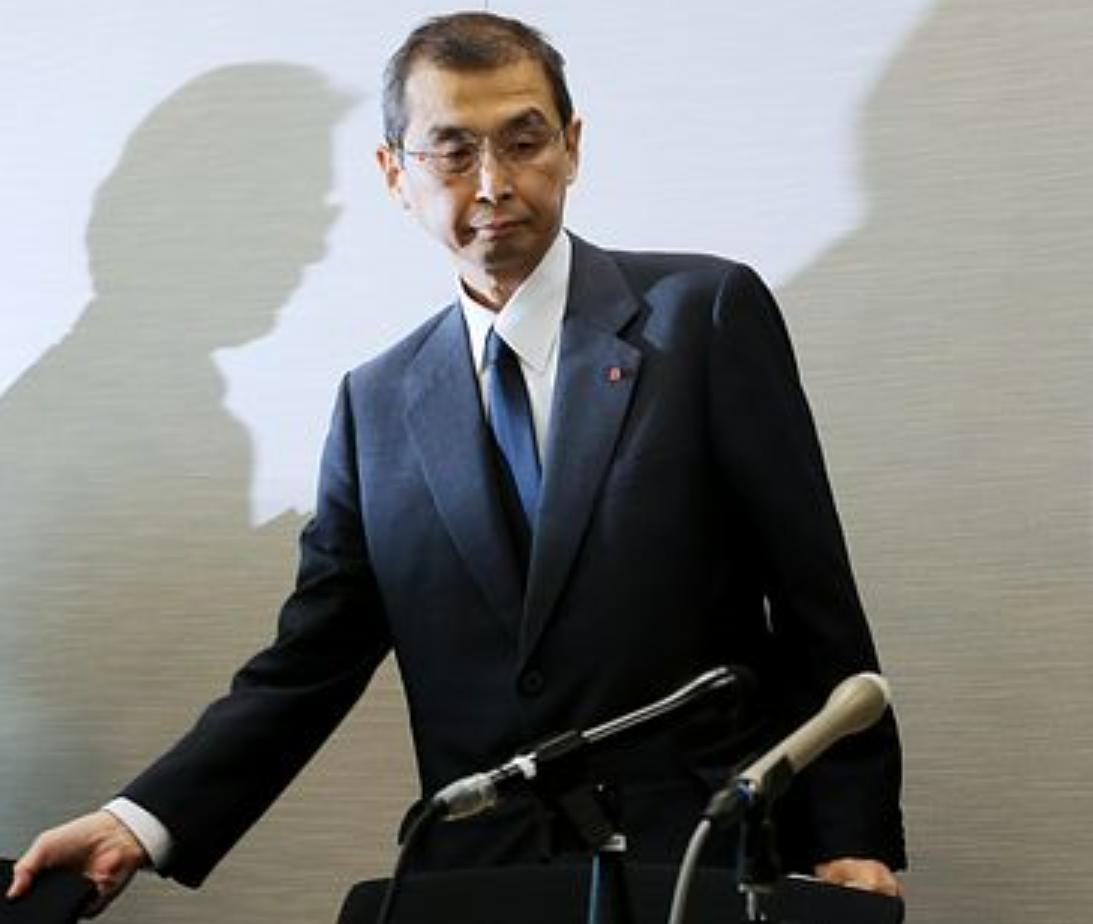 高田重久会長兼社長