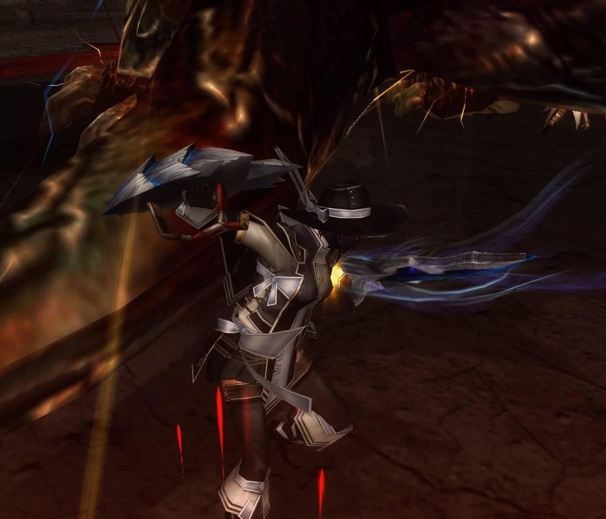 飛竜と戦う事の意味は、ハンターそれぞれである