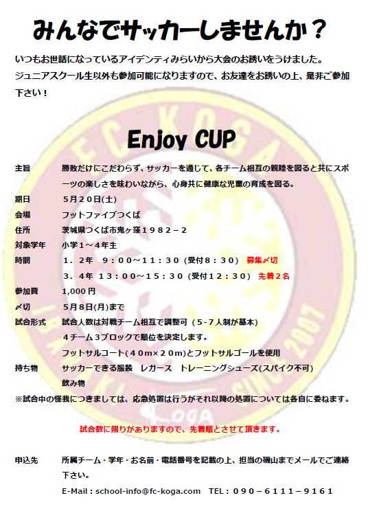 エンジョイカップ(52)
