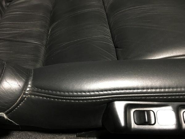 レザーシート ひび割れ補修 ホンダ NSX