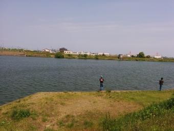 徳島バス釣り